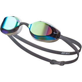 Nike Swim Vapor Mirror Occhiali Maschera, grigio